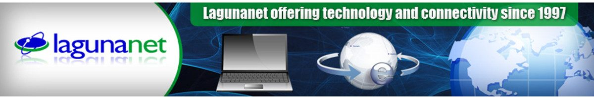 Lagunanet ISP – Web Design – Hosting – Tech Support